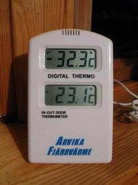 Tréningová teplota