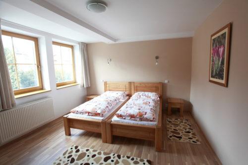 Apartmány v Starom Smokovci (Vysoké Tatry)