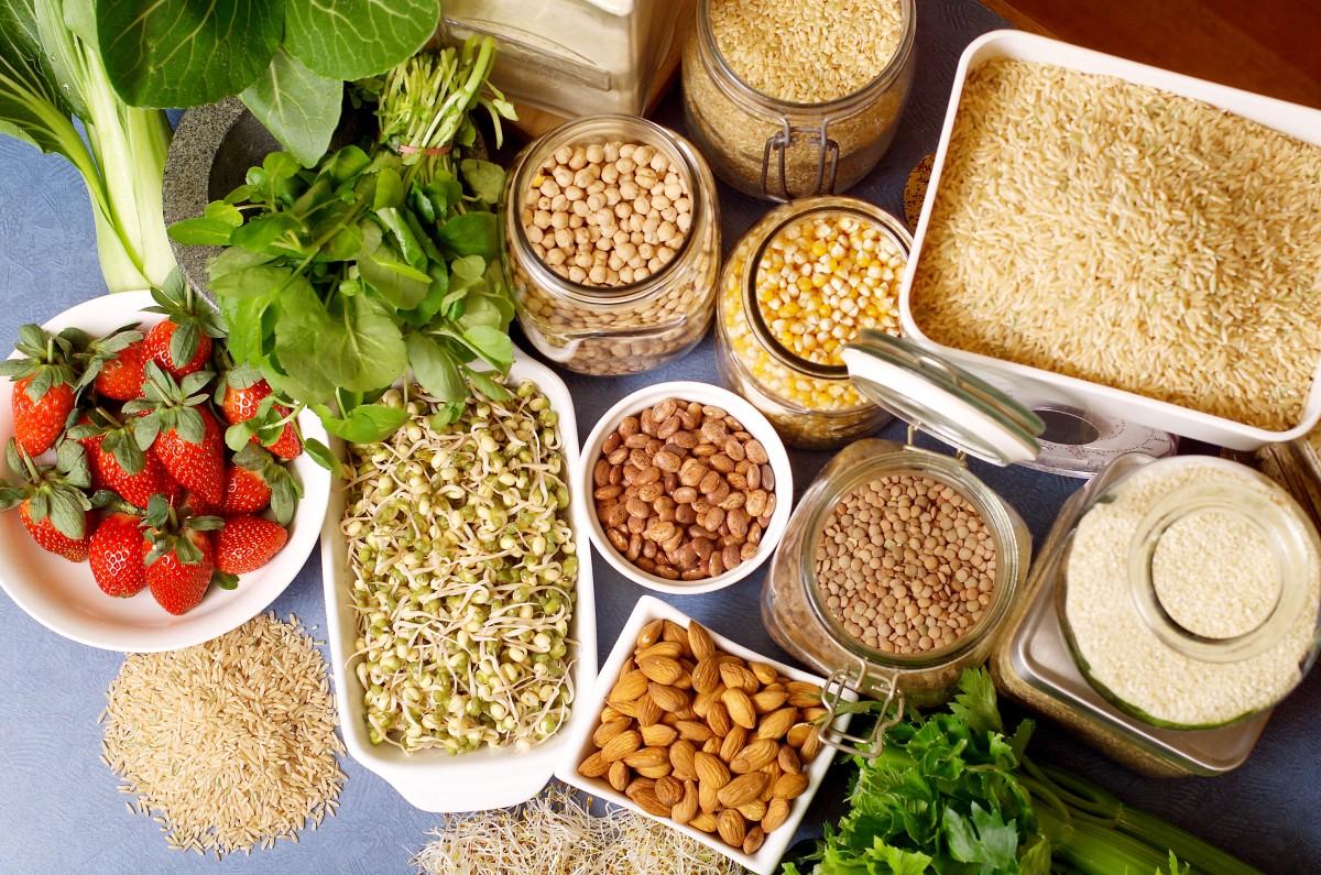 Zdravé potraviny môžu byť aj chutné
