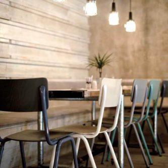 štýlová stolička